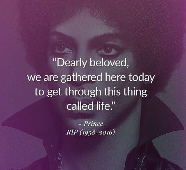 Happy Birthday @Prince