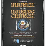 Brunch! For a great cause! June 25-26 here in beautiful #YYJ @TheCrookedGoose in support of #affordablehousing https://t.co/DQXQdwqdzj