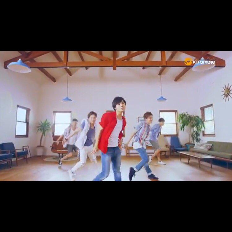 情報解禁されたようなので!! 先日岡本信彦さんの新曲『君の笑顔 僕の笑顔』のPVにダンサーで出演させて頂きました!