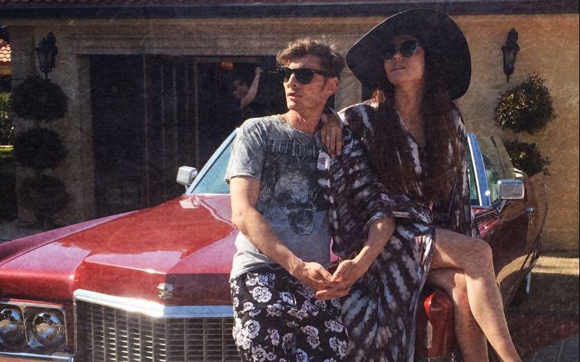Приятно посидеть на легенде ???? Cadillac de Ville 1970 https://t.co/1phUCuTX9X