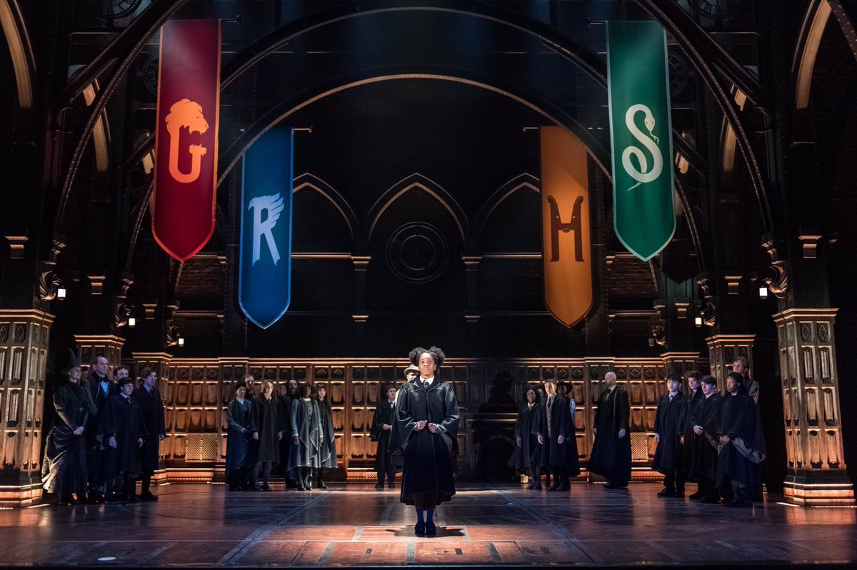 First image of Harry Potter set released. If this doesn't get your muggle heart fluttering nothing will #cursedchild https://t.co/sm2DDTOwBa