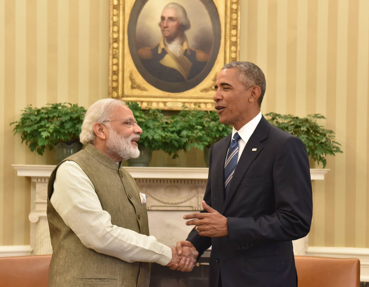 Read full text of #IndiaUS Joint Statement issued during visit of PM @narendramodi to USA https://t.co/5XOqOvP1ky https://t.co/ZWt2lHwkcv