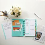 A Discbound™ notebook makes a great daily planner! @Staples #workitwithMartha #stayorganized https://t.co/IE22BKVA0t