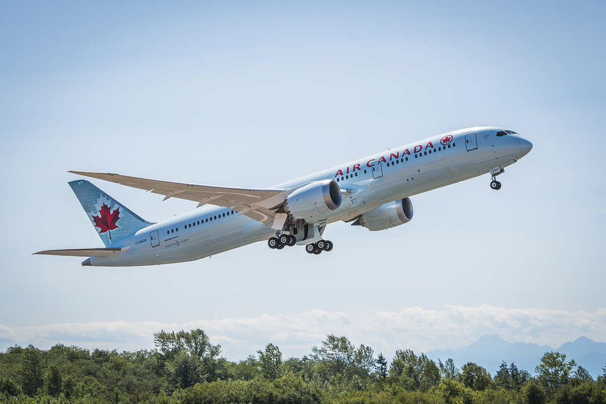 YVR's new @AirCanada flight to Brisbane on fun @USATODAY list of longest Dreamliner flights: