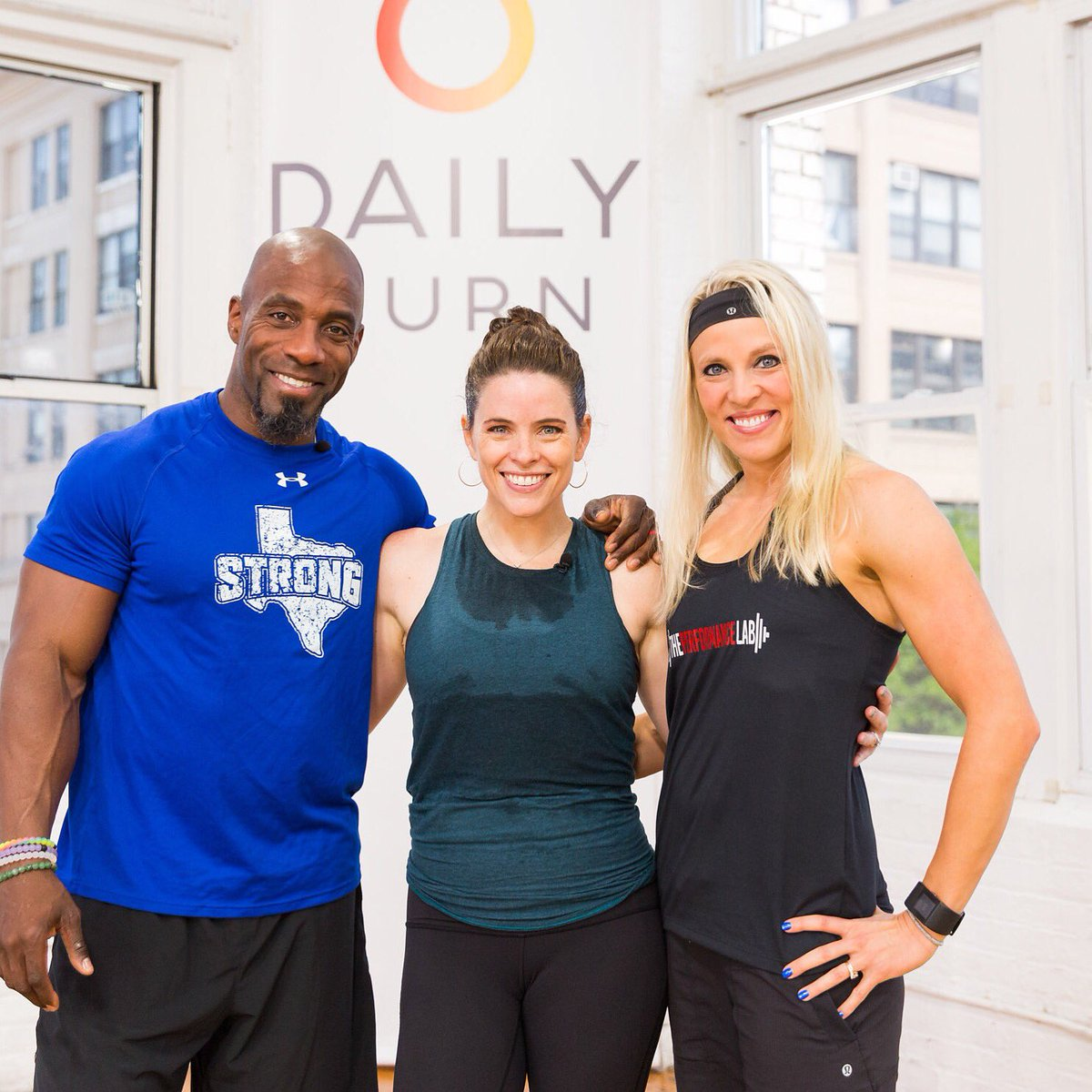 Congratulations Benny and Jill! Great new ways to get in shape! Check out the https://t.co/RNSWmLbKVt /STRONG https://t.co/98S0m1K3Kq