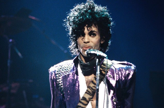 Happy Birthday to the Purple Legend forever in our hearts, Prince. Here\s one for the record