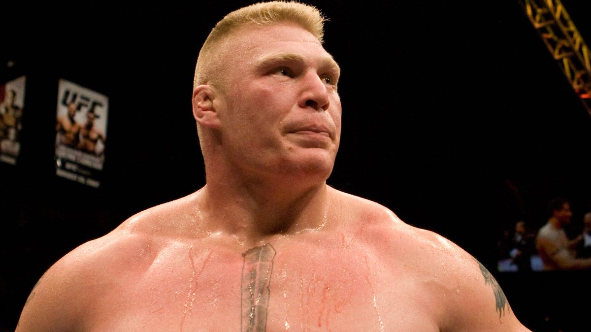 "Brock Lesnar: ""I've got a statement to make"" at #UFC200 https://t.co/ls6GvoMZ2K #UFC @HeymanHustle https://t.co/R297TUJOmK"