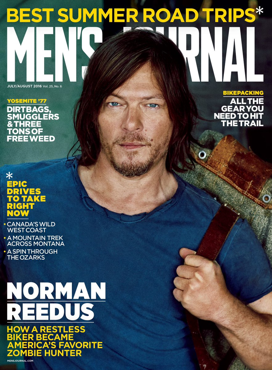 .@wwwbigbaldhead is on @mensjournal's cover! See him on @colbertlateshow tonight and pick up the issue on Friday! https://t.co/QjHO92A59Z