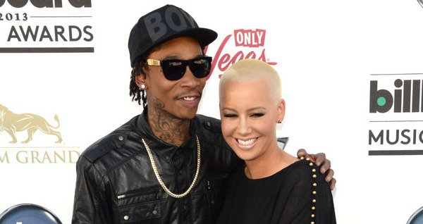 Amber Rose and Wiz Khalifa celebrated their love before reaching a divorce settlement: