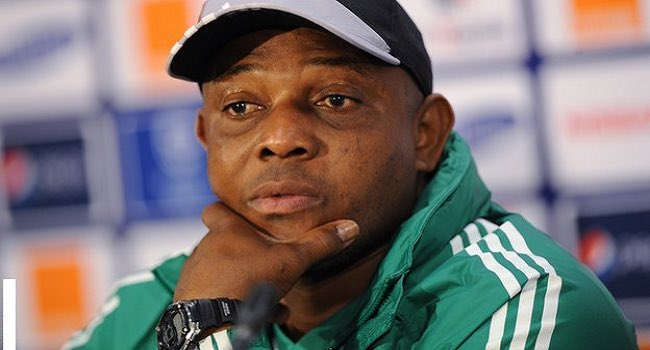 Stephen Keshi, who won the African Cup of Nations as both player & coach has passed away. May his soul rest in peace https://t.co/wb7Upov3NC
