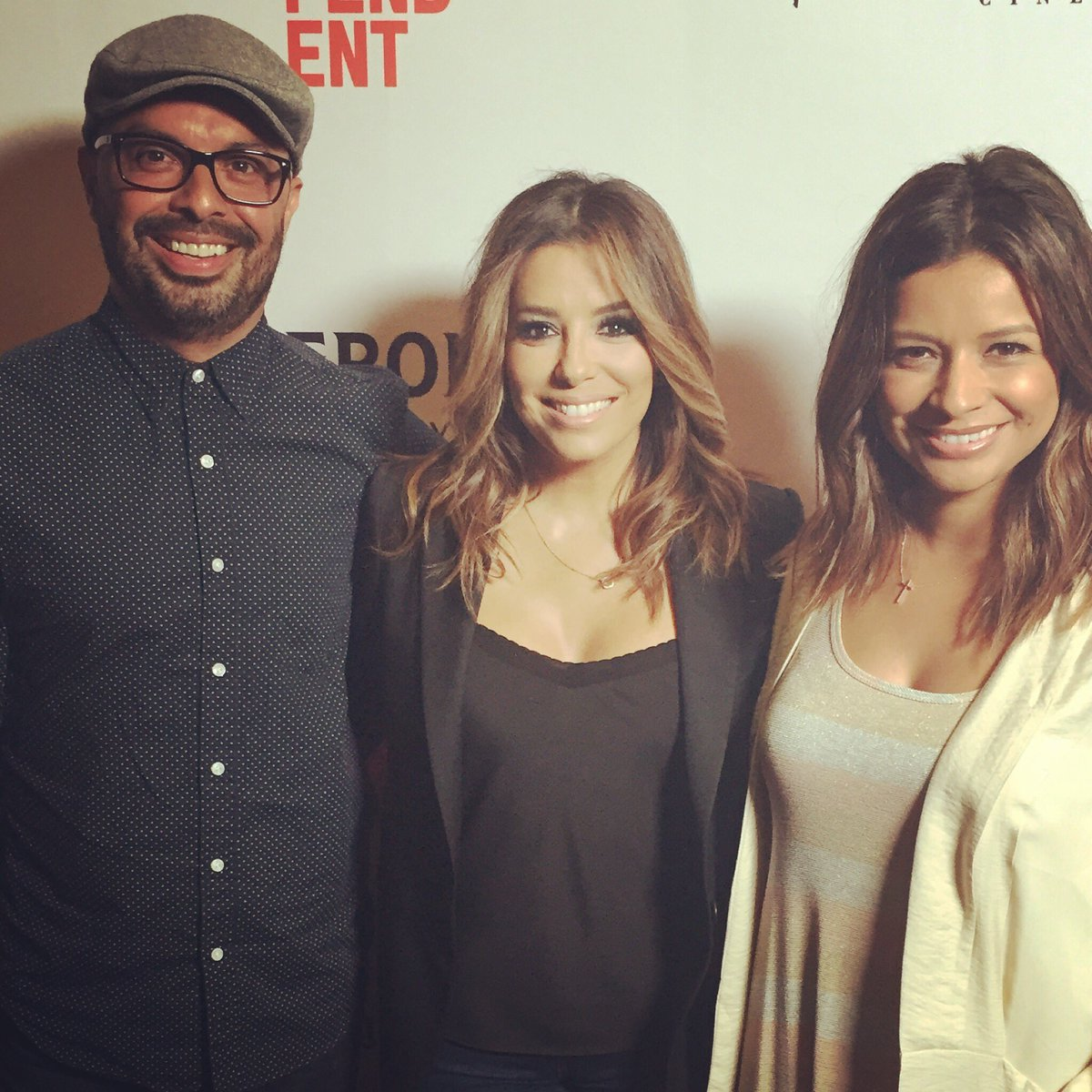 Successful sneak peak of our latest #espn doc at the #lafilmfestival with our director @evalongoria @cbpfilms https://t.co/HAyQLRzaVZ