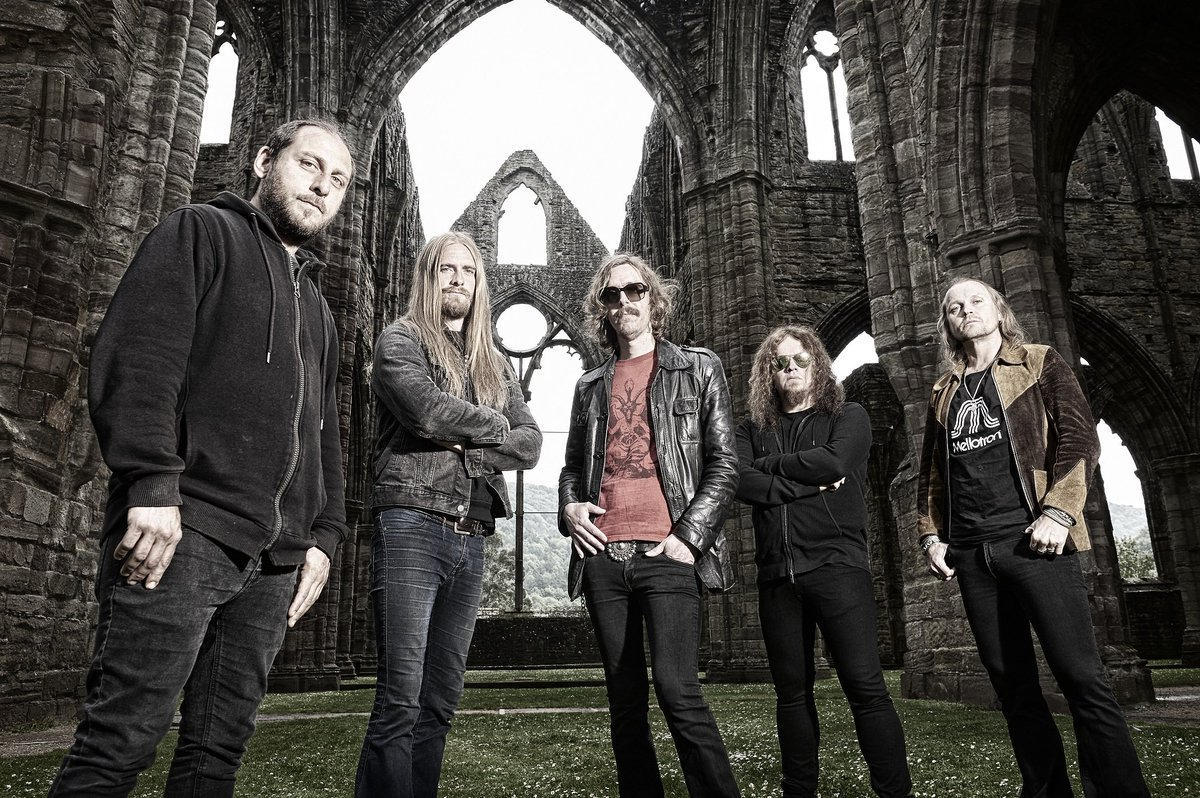Opeth sign to Nuclear Blast Entertainment; »Sorceress« to be released in late 2016! https://t.co/VINvBD1LsB https://t.co/tFoa8vRJT1