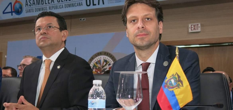 Ecuador llevará tema de paraísos fiscales a la ONU  https://t.co/mZEGODCL7d  @MashiRafael #PactoÉtico https://t.co/bTGPoJrFTV