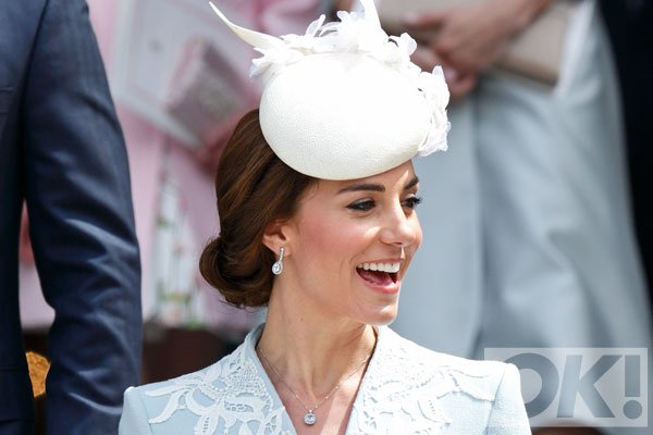 YIKES! Kate Middleton just broke one of the Queen's major rules: