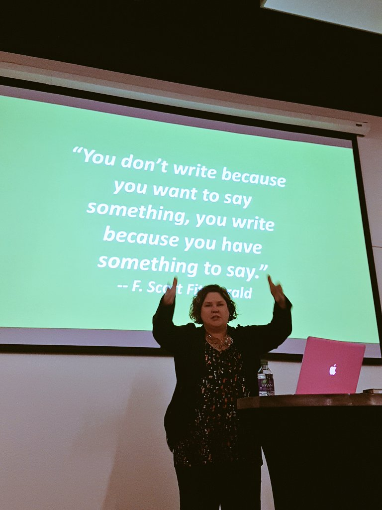 I wish more people followed this advice when writing content online... #marcomforum https://t.co/qtSCZZgl8Z