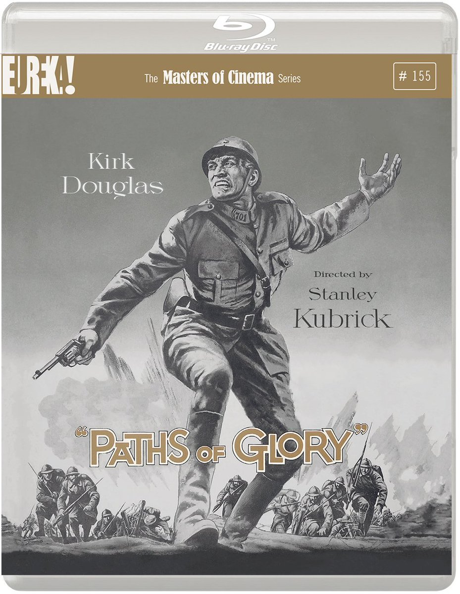 Stanley Kubrick's PATHS OF GLORY will join the #mastersofcinema Series on 19 Sept 2016 https://t.co/PFvm0OZKeQ https://t.co/j2kVAybvZx
