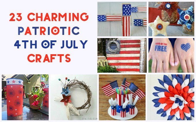 Give your home a patriotic makeover with these 23 charming patriotic crafts for adults!  https://t.co/Ugu6LEkazK https://t.co/itbN6AIksg