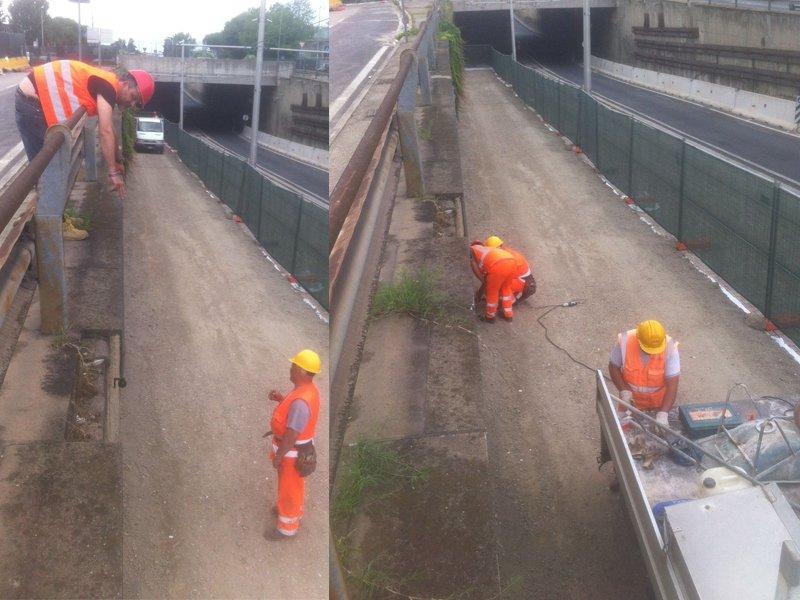 """RT @TramviaGEST: Lavori al #murofoggini. Coperti i binari della #tramvia. In cantiere dalle 6 alle 22 per rispettare cronoprogramma.. https…<a target=""""_blank"""" href=""""https://t.co/hmmazAazeu""""><br><b>Vai a Twitter<b></a>"""