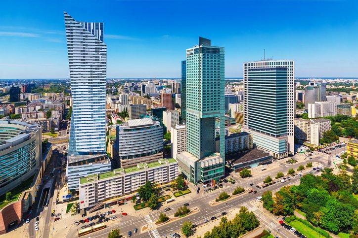 Bonjour @ChopinAirport! Notre expansion estivale se poursuit en Pologne. @TorontoPearson