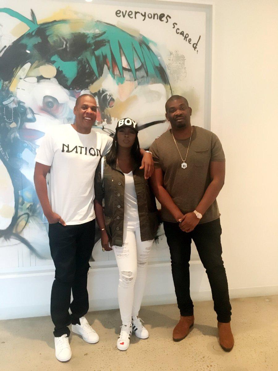 Roc Nation X Mavin