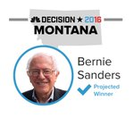 BREAKING: Sanders is projected winner in Montana Democratic primary https://t.co/O6v9vACRcQ #Decision2016 https://t.co/Xd28dEC6Wz