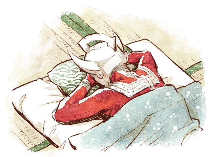 タロウはどう寝てるのかなどの質問は、円谷さんにお願いします。 https://t.co/OZFgnIOQwa