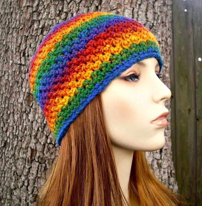 Crochet Hat Womens Hat - Chesapeake Beanie in Calypso Rainbow Crochet H… https://t.co/rA4TfOuMr8 #pixiebell #Calypso https://t.co/NiCNtCJofH