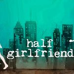 #HALFGIRLFRIEND @chetan_bhagat @mohit11481 @arjunk26 ❤️ https://t.co/LogAQRJkLn