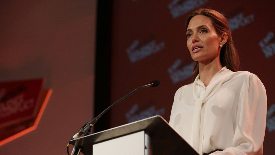 Angelina Jolie to guest edit BBC's 'Woman's Hour'