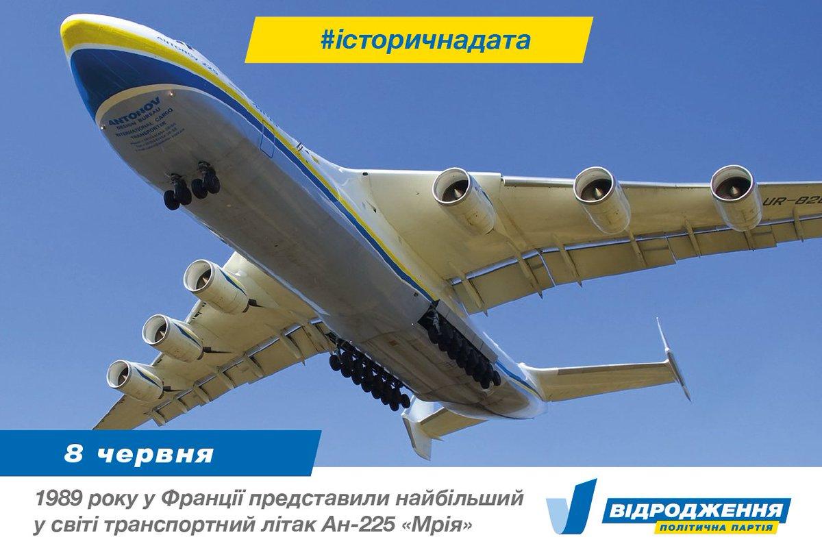 Которая выкупила все права на производство самолета ан-225 мрия у украинской компании антонов