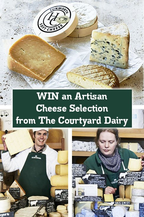 Just 5 days left to win a #FathersDay #cheese selection in our @CourtyardDairy #competition https://t.co/eGb8ZupT2w https://t.co/Xr5Lx3PLsq