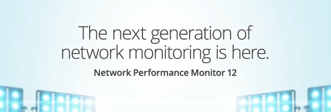 Meet the industry's 1st technology created to bridge the visibility gap of hybrid IT: https://t.co/j10KCn33hB #NPM12 https://t.co/3rpACwURqH
