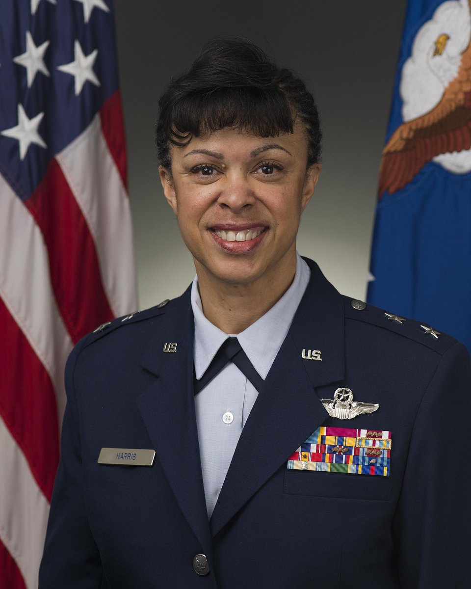 Maj. Gen. Stayce Harris nominated by @POTUS for Lt. Gen., become the Assistant Vice Chief of Staff @usairforce https://t.co/BVa2t3r60E