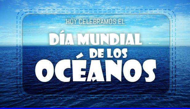 Cada 8 de junio, se celebra el Día Mundial de los Océanos, instaurada por la Asamblea General de las Naciones Unidas https://t.co/2nDQNUngqB
