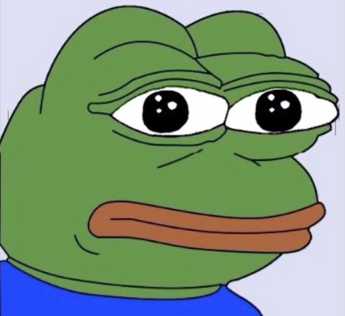 Sad frog: laptop skins