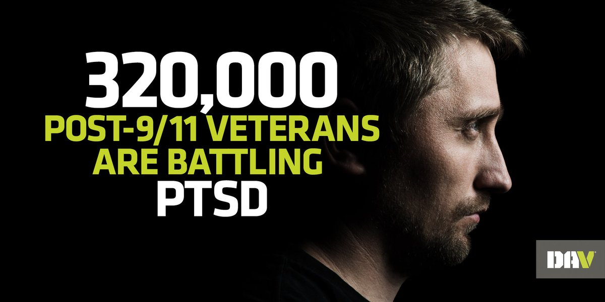 June is #PTSD Awareness Month. Help spread the word w/a retweet – you can make a difference. https://t.co/YmVvQcKhW6 https://t.co/G4di5j2vWN
