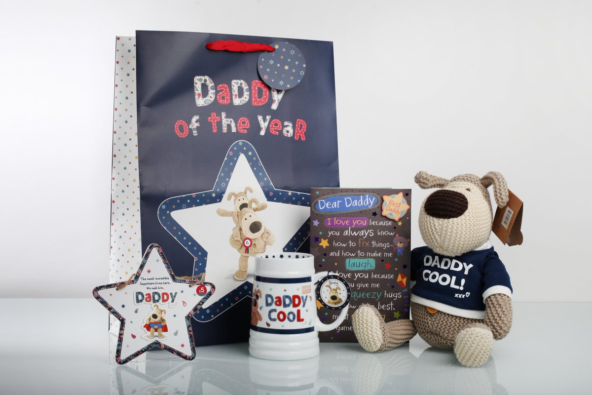 #FathersDay GIVEAWAY!! Retweet before midday Monday 13th June to win this bundle for Daddy #Boofle https://t.co/5wD2YhKV1l