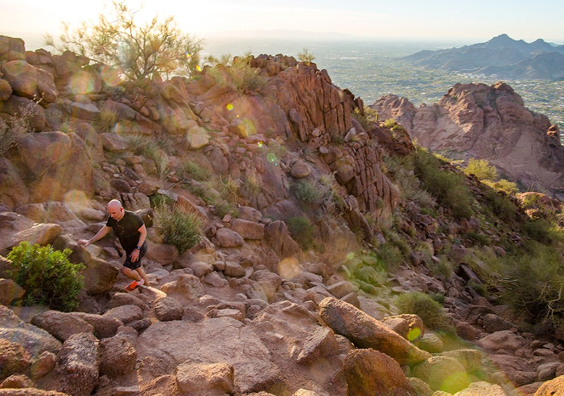 RT @visitphoenix: Hitting the trails this summer? Hike in the early morning or dusk. More @PhoenixParks tips: https…