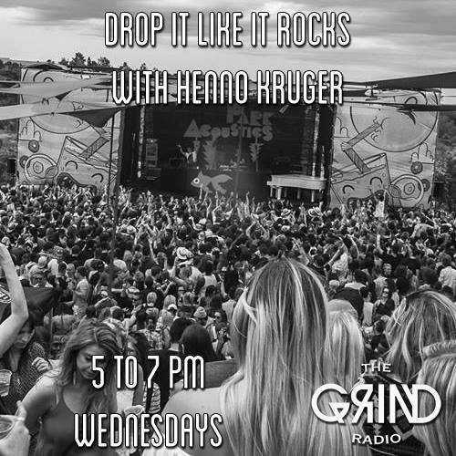 Tune into @GrindRadio NOW for #DropItLikeItRocks :) Expect kief tunes and more... https://t.co/irjew2Agrl