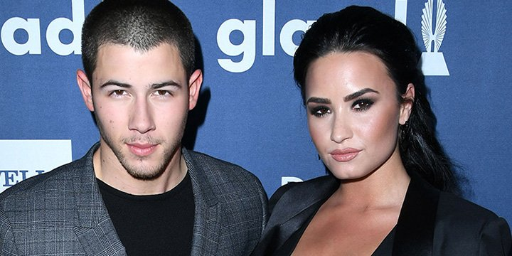 Nick Jonas says he needs Demi Lovato's stamp of approval for all his dates
