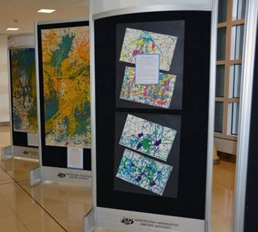 RT @Aviation_Pros: DCA Reagan National Unveils Art of Flight Exhibit @Reagan_Airport