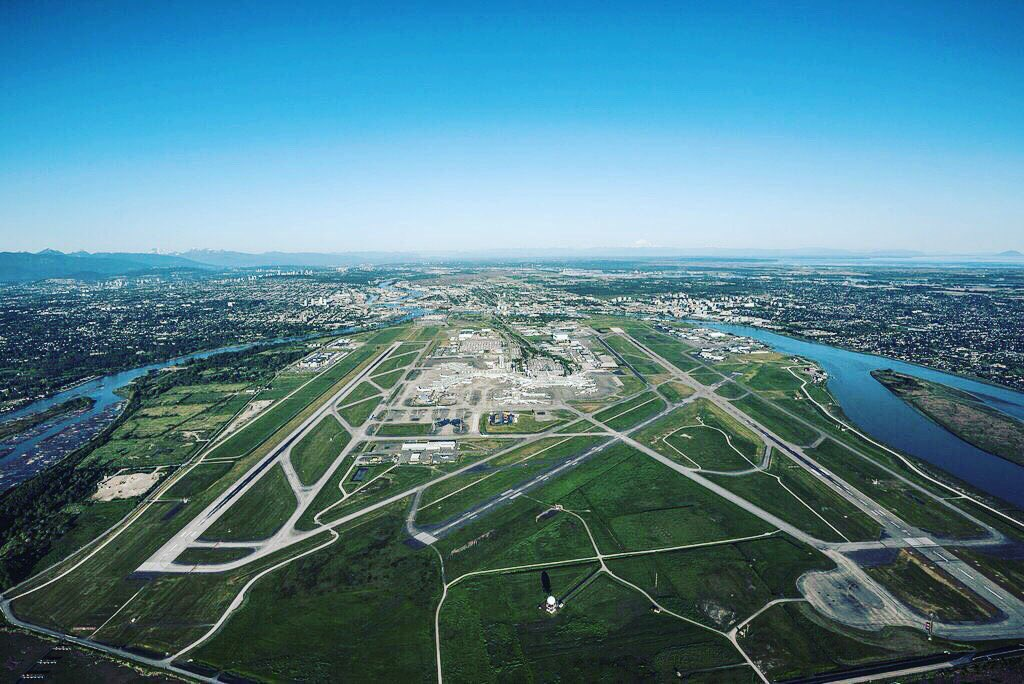 YVR becomes first airport in the world to be Salmon-Safe certified:
