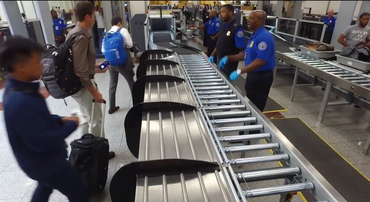 .@TSA chief: Innovation lanes show 'dramatic improvements' in security lines
