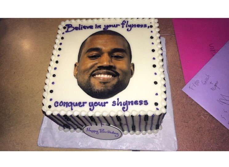 These Are The Best Kanye West Themed Cakes Of All Timeof All Time