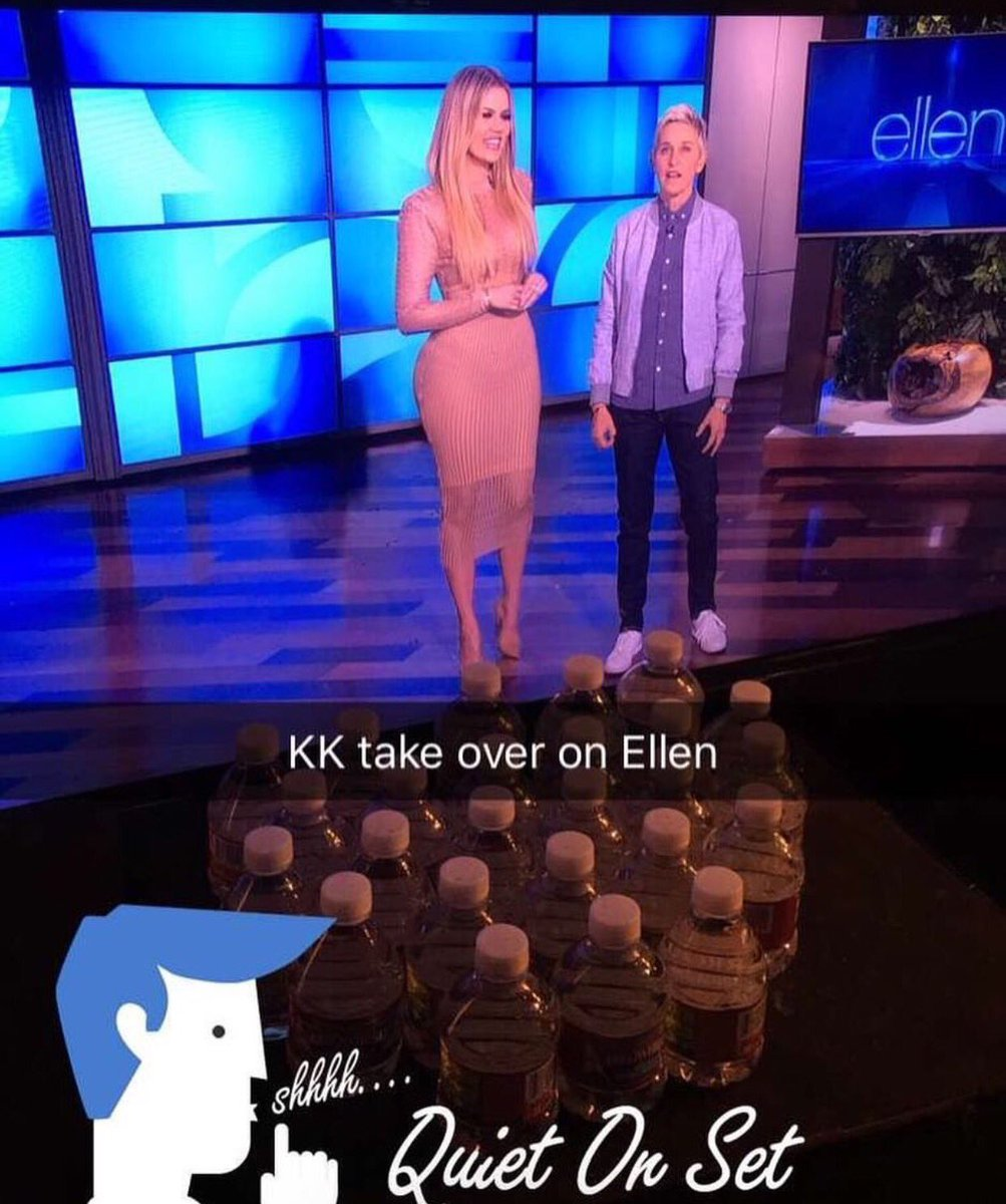 Thank you @TheEllenShow for having me on!!! Such an honor and a blessing! ???? tune in today at 4pm https://t.co/10PI8JDqUV