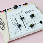 Dato Duo is a simplified synthesizer for kids of all ages