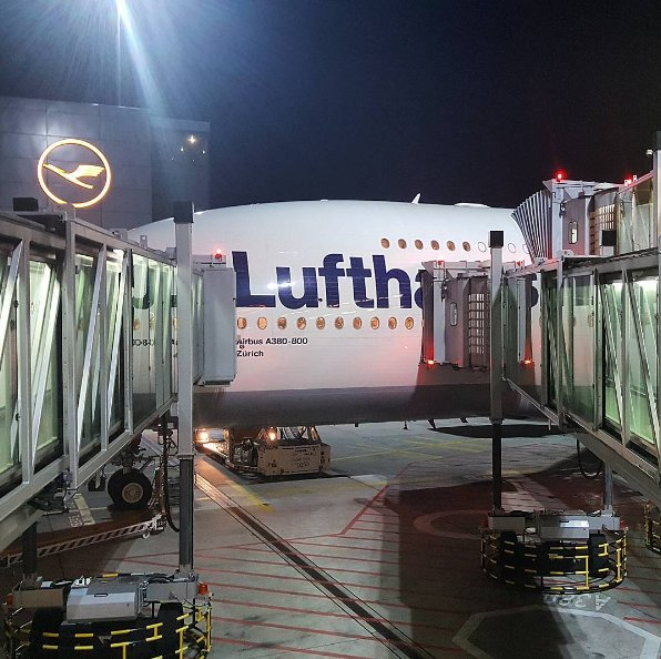 Now boarding - Destination: Anywhere! Photo: