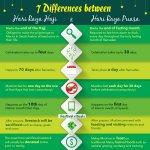Do you know the difference between Hari Raya #Puasa and Hari Raya #Haji? Check the #infographic now! #raya #IKW https://t.co/rT6Ylcnv1h