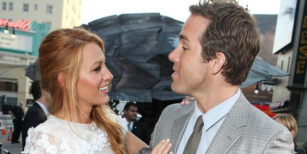 Behold: The first time we knew Ryan Reynolds was crushing on Blake Lively.