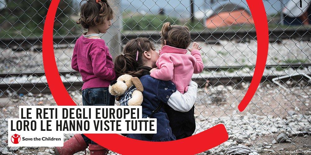 Dimostriamoci campioni di solidarietà prima che di calcio. No a barriere per bimbi migranti #bambiniinfuga #EURO2016 https://t.co/MUwcUhfb0O